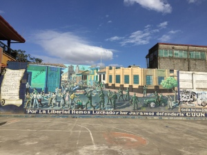 Leon Nicaragua Revolutionary Museum